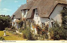 BR51877 Cottage in the new Forest United kingdom