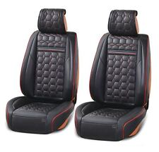 1+1 Deluxe Nero similpelle copri sedili anteriori PER SUZUKI SWIFT VITARA SX4