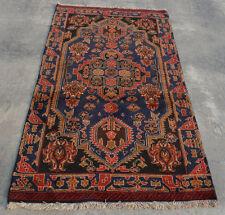 Beautiful Afghan Handmade Rug Vintage Baluch rug, Persian rug / oriental rug