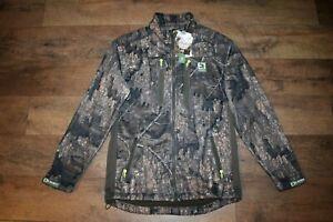 Element Outdoors Prime Series Mid Season Jacket Size XL (Realtree Timber) NWT