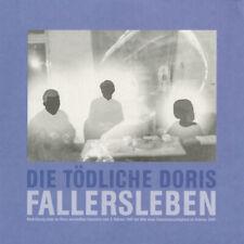 DIE TÖDLICHE DORIS Fallersleben LP + SiGNED POSTER frieder butzmann neubauten