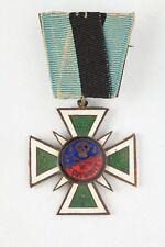 WW1 Germany Medal with Skull_Ribbon_Unusual_Hot Enamel
