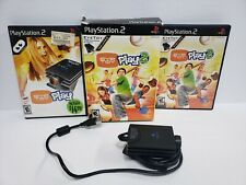 PS2 Eye Toy Play 2 Camera Complete In Box & game: Play (PlayStation 2) with Play