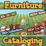 📚 Animal Crossing New Horizons Catalogue Island 1800+ Items + XMAS ACNH🧸