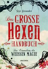 Das große Hexen-Handbuch von Skye Alexander (2017, Gebundene Ausgabe)