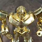 Megatron Gold Version TAKARA Transformers Animated Lucky Drow From Japan