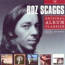 BOZ SCAGGS - ORIGINAL ALBUM CLASSICS 5 CD+++++++++++++++ NEU