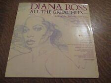 album 2 33 tours DIANA ROSS all the great hits / tous les grands succes