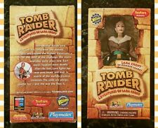 Tomb Raider Lara Croft Wizard Bomber Jacket figure NIB