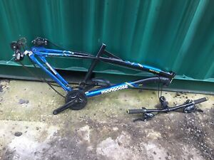 Mongoose Sector 18 inch frame
