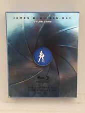 James Bond Blu-Ray Collection - Vol. 1 (Blu-ray)