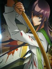 HighSchool of the Dead busujima saeko plastic board shitajiki sato shouji