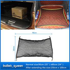 Trunk Car Luggage Storage Cargo Nylon Elastic Easy Mesh Organiser Net For BMW