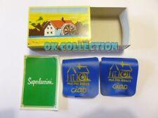 MULINO BIANCO scatolina anni '80_ SUPERLACCIOSI blu scuro (sorpresina 52)