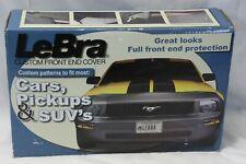 LeBra 55665-01 Custom Front End Cover Chevrolet Corvette 97-04