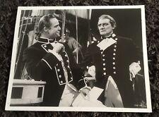MUTINY ON THE BOUNTY 6 8x10 movie stills '62 Marlon Brando, Richard Harris