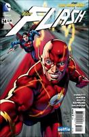 Flash (4th Series) #34 DC COMICS COVER B 2014 1ST PRINT SELFIE VARIANT