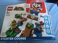 LEGO Super Mario Adventures with Mario Starter Course 71360 231pcs