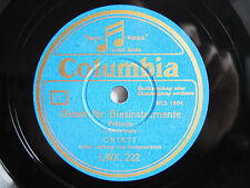 2x 78rpm Stravinsky Octet for Wind Instruments CONDUCTED BY STRAVINSKY !