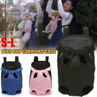 Small Dog Carrier Cat Pet Front/Back Backpack Shoulder Carry Sling Bag Pouch HOT