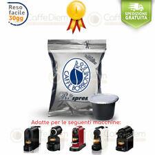 400 Capsule Cialde Borbone RESPRESSO NERO NERA Compatibili NESPRESSO KRUPS INISS