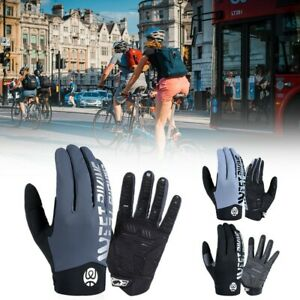 Riding Gloves Racing Gloves 1 Pair All Fingers Anti-slip Durable High Quality