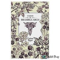 Book UNDER THE BRAMBLE ARCH Corinne Boyer Traditonal Medicinal Magickal Herbs