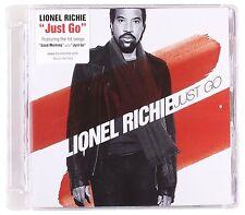 Lionel Richie: Just Go  - CD