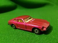 Matchbox Superfast No 67 Datsun 260Z 2+2 Magenta 1978