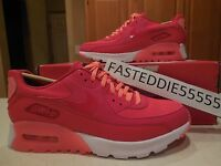 Women's Nike Air Max 90 Ultra Essential Shoes -Style# 724981 602- Sz 8 -NEW