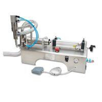 Pneumatic Liquid Filling Machine Liquid Filler 100-1000ml for Shampoo,Oil,Perfum