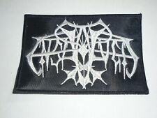 ENSLAVED BLACK METAL EMBROIDERED PATCH