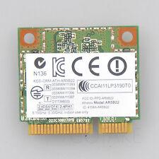AR5B22 AR9462 WiFi Dual Band 2.4GHz 5GHz 300Mbps Bluetooth 4.0 Half Mini PCI-e