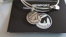 Nwt alex and ani Newport II EWB RS