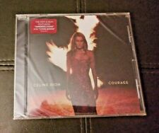 """NEW Celine Dion CD album 2019 """"Courage"""" FREE SHIPPING!"""