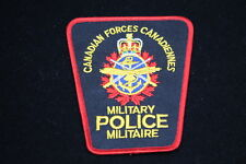Canadian Forces MP Military Police Patch