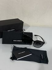 DOLCE GABBANA brand New W Box Sunglasses