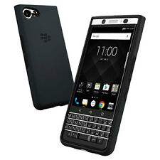 Genuine BlackBerry KEYone de Doble Capa Carcasa Shell Azul/Negro DLB100 -3 GALWE 1