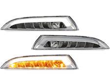 Blinker Frontblinker VW Scirocco 3 III LED Lightbar Standlicht chrom