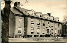 Rutherford, New Jersey Postcard BECTON HALL, Fairleigh Dickinson Junior College