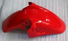 Front Guard Fender Plastic Fairing For Honda CBR600 F2 1991-1994 1992 1993 red