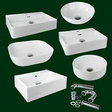 ?Waschbecken Keramik Aufsatz Komplettset ?