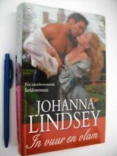 In Vuur en Vlam, Johanna Lindsey 2005 roman ALS NIEUW