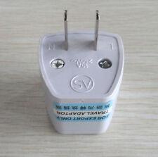 Universal EU UK AU to US USA AC Travel Power Plug Adapter Outlet Converter Hot