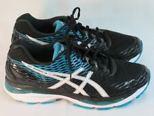 ASICS Gel Nimbus 18 Running Shoes Men's Size 9.5 US Excellent Plus Condition