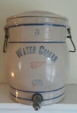 Vintage Red Wing 3 GalWater Cooler Spout Top Classic Antique Collectible Rare