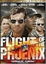 Flight Of The Phoenix / Behind Enemy Lines (DVD 2 disc set, 2005 release)