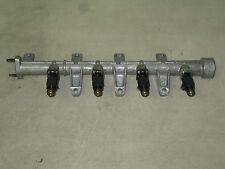 Set of 4 Fuel Injectors & Rail 01-05 Hyundai Accent 1.6L DOHC G4ED 2001-2005 OEM