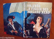 Jolanda la figlia del corsaro nero EMILIO SALGARI I grandi classici gioventù '74
