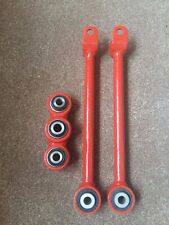 Land rover discovery 2 td5/v8 watts linkage and arms brand new bushes red